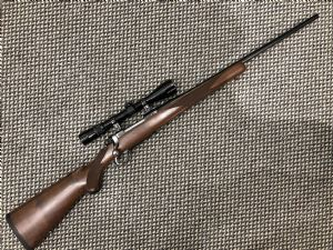 Ruger M77b MK 2 .243 Rifle in good condition